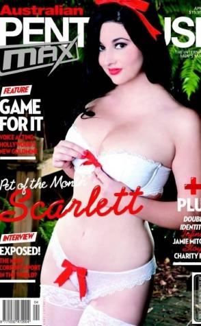 Scarlette M 1