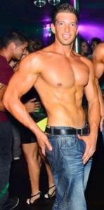 Male Stripper Darwin Kellam 2