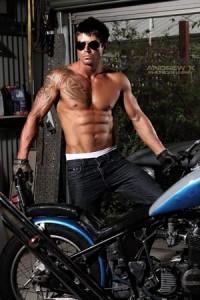Sydney Male Stripper Jaxson 3