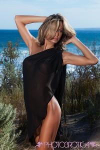 Topless Waitress Melbourne Portia 5