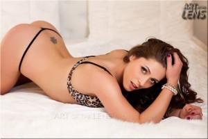 Melbourne full nude stripper Jade 2