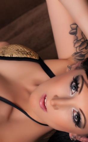 Rebel Rae stripper melbourne 1