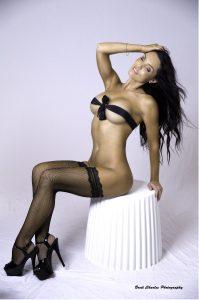 XXX rated Centrefold stripper | Beautiful topless waitress 3